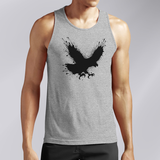 Wild Flight Gray Tank Top
