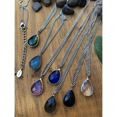 TEARDROP CHIC NECKLACE