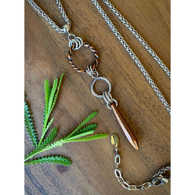 RIATA ROPE NECKLACE