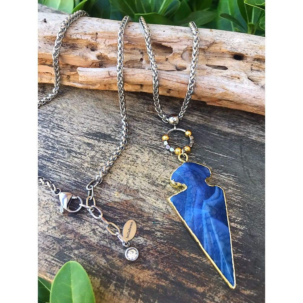 MADEIRA ARROW NECKLACE