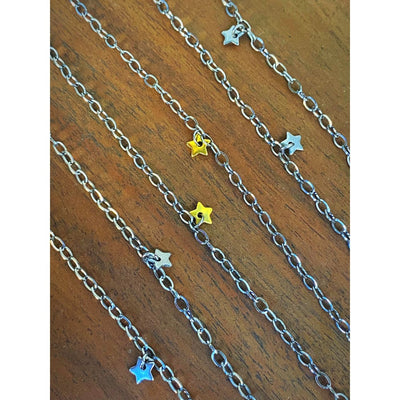 STAR BAR NECKLACE