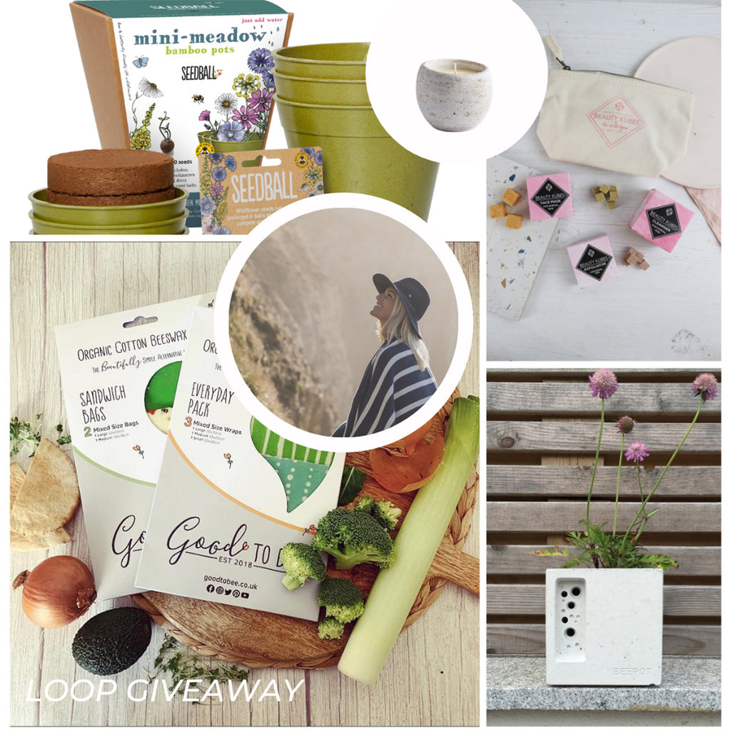 Sustainable Spring Giveaway