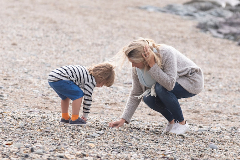 Limpet Shell Hunting