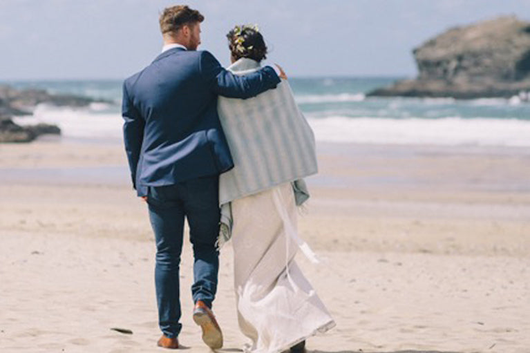 Blankets for your Wedding Day