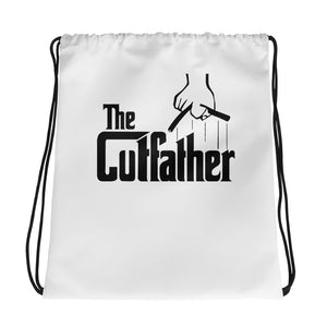 The CutFather - Drawstring bag