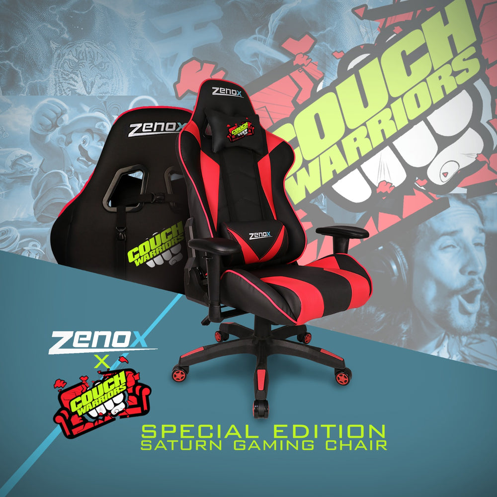 BAM11 Demo - Saturn Gaming Chair (Couch Warriors Edition)