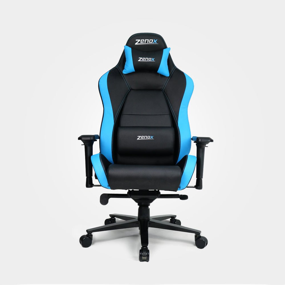 Jupiter Racing Chair (Sky Blue)