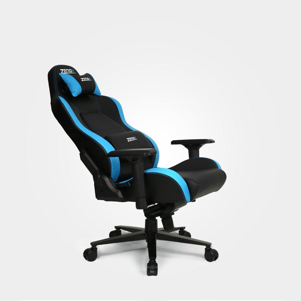 Jupiter Gaming Chair (Sky Blue)