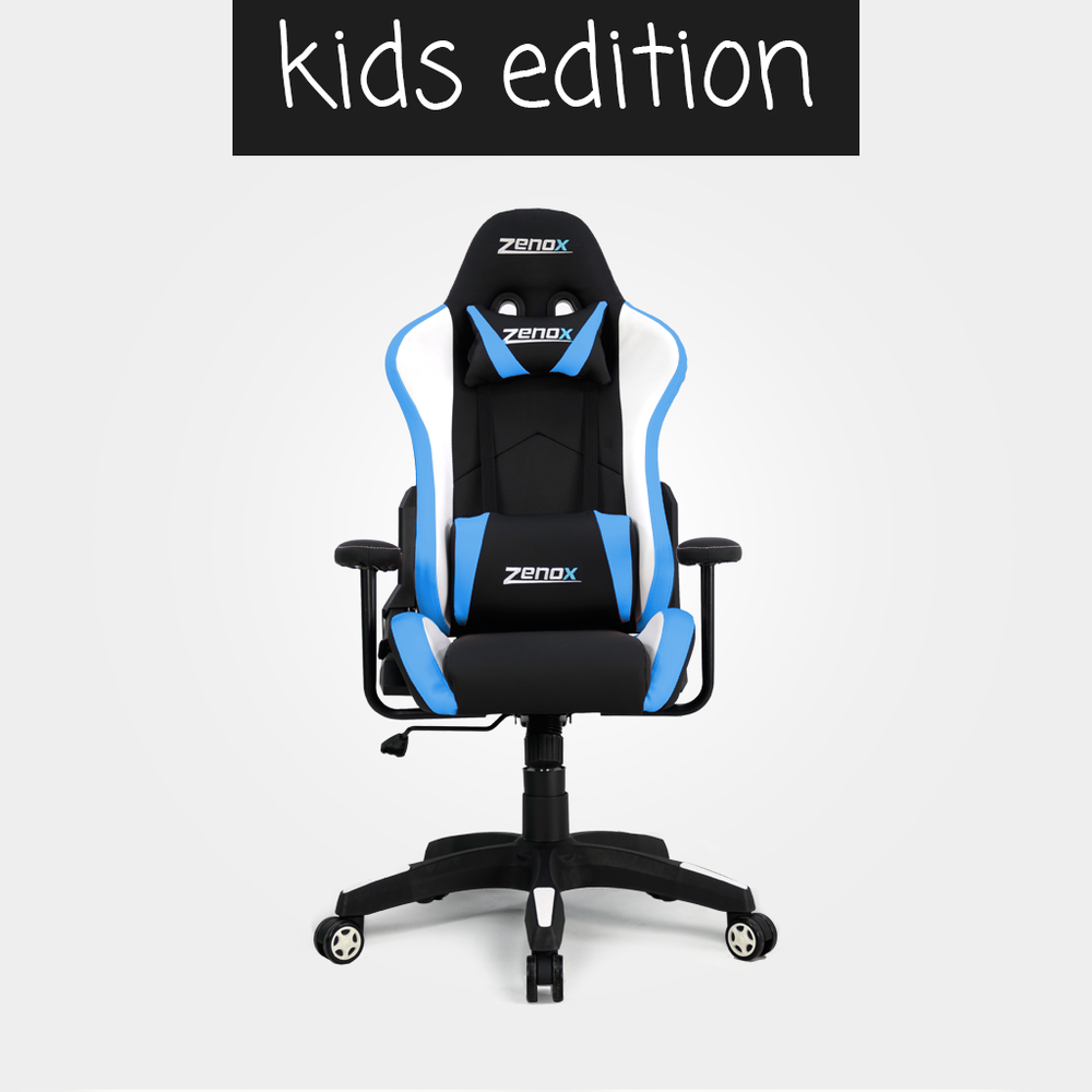 Rookie Racing Chair for Kids (Blue)