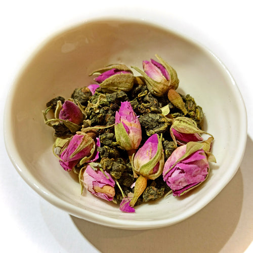 Rose- Lavendel Oolong