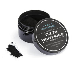 Charcoal Activated Teeth Whitener