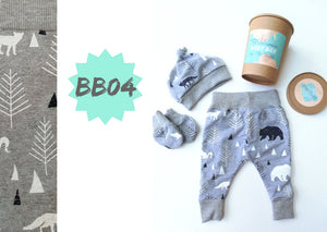 Welcome BABY BOX BB04
