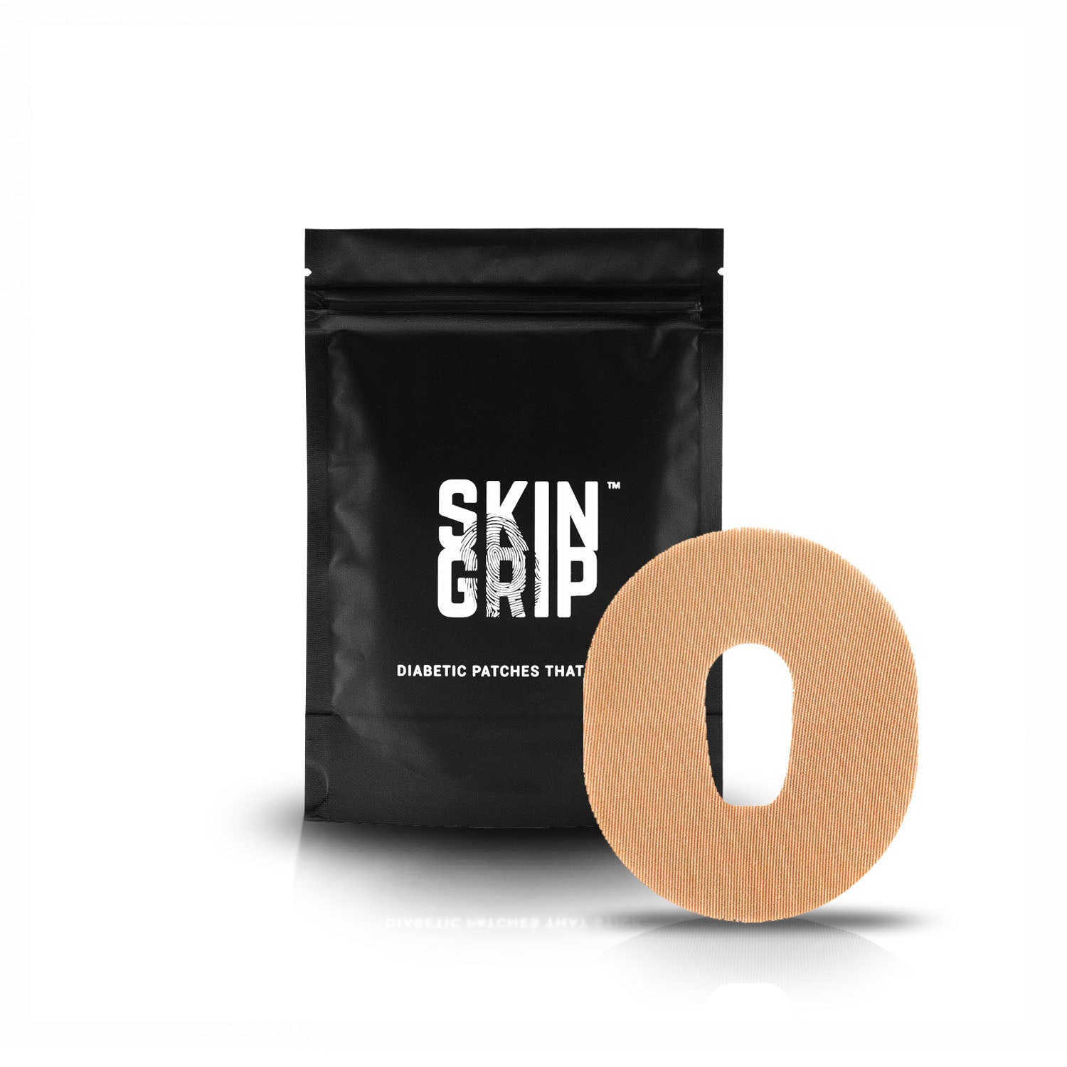 Skin Grip | Pre-Cut Adhesive Patches for CGMs and Insulin Pumps