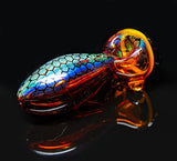 Dichroic Honeycomb Drip Spoon