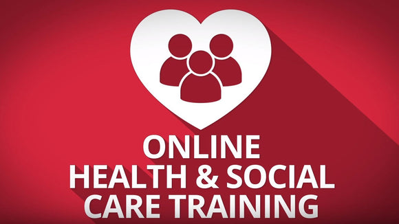 Online Health & Social Care Training