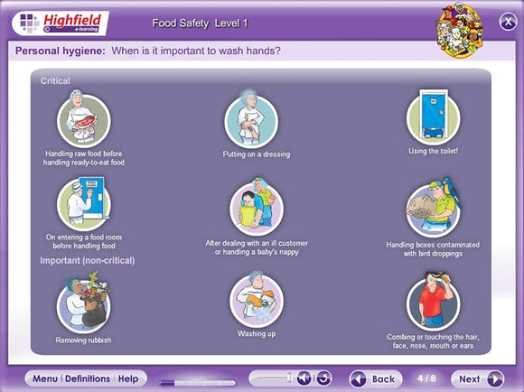 This innovative, multi-device e-learning Fire Safety online training course provides learners with the knowledge they need to go on to achieve a level 2 Fire Safety qualification in a fun and interactive way.