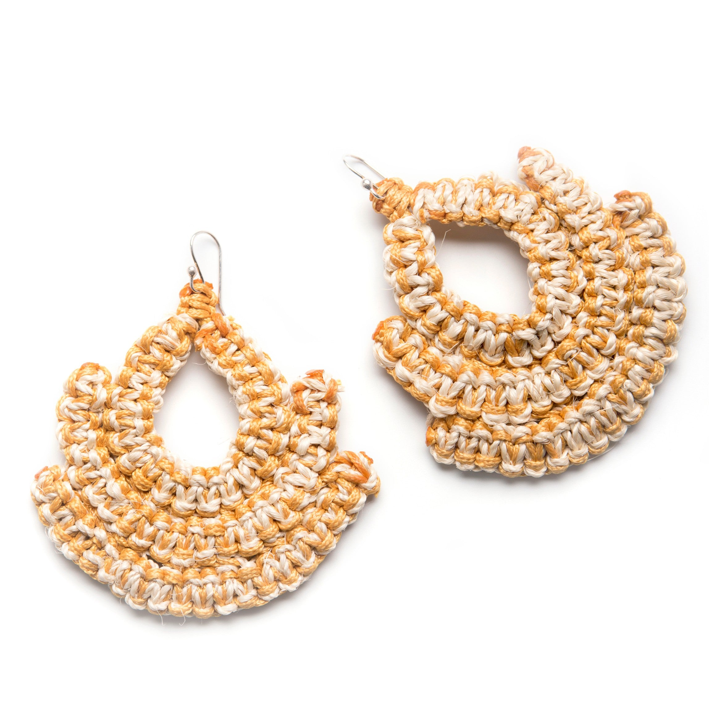 Aretes GUERRERA by Caralarga