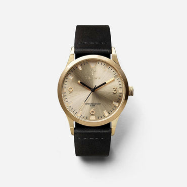 Reloj Sort of Black Gold - Reloj - BlackBird Enchufarte