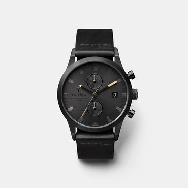 Reloj Sort of Black Lansen Chrono - Reloj - BlackBird Enchufarte