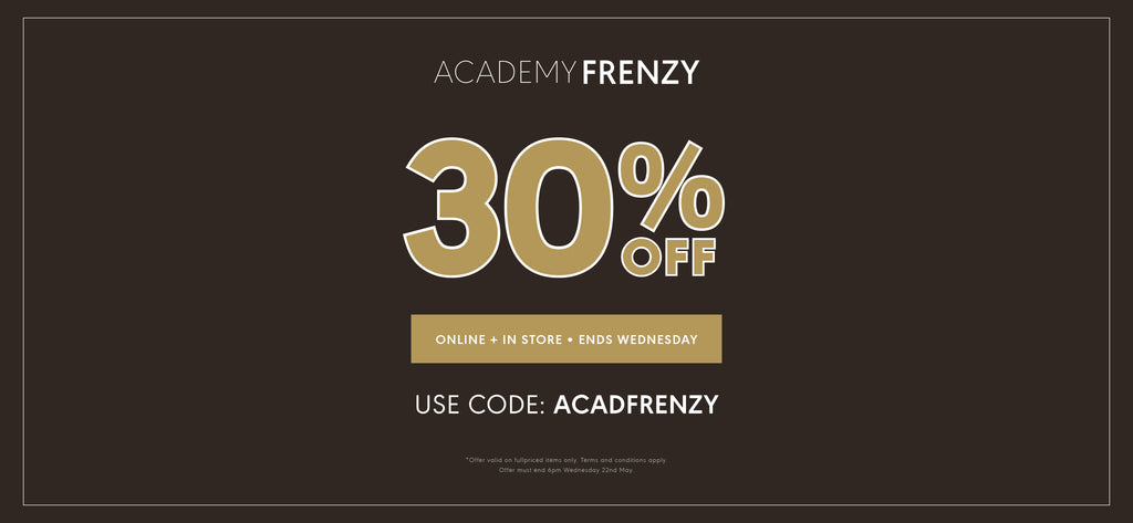 61f6a4bc0de on more levels than just price. A brand they can start a journey with.  Welcome to The Academy - the place for the forgotten man. SHOP MENS