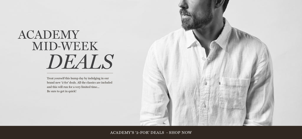 The Academy Brand - Mens and Boys Clothing