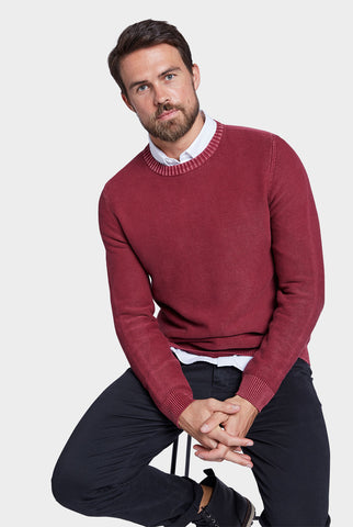 Huntington Crew Knit