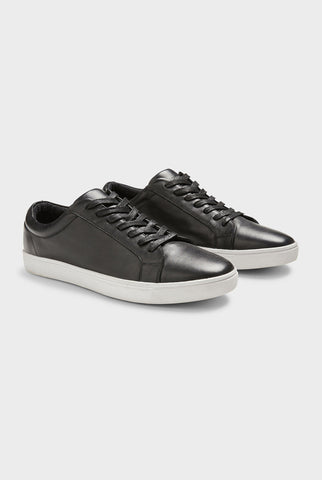 Academy Leather Trainer