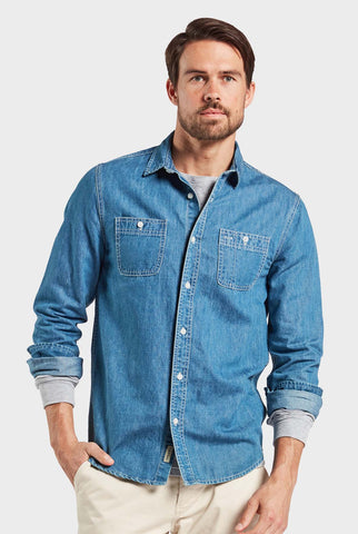 Denim Worker Shirt