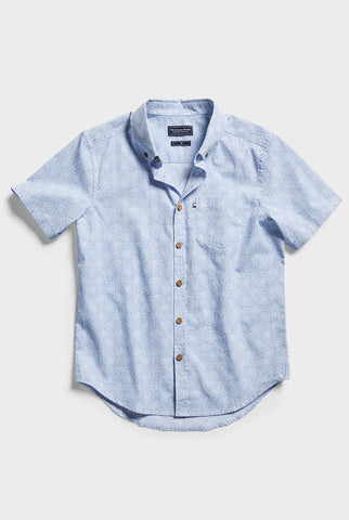 Boys Trevally S/S shirt