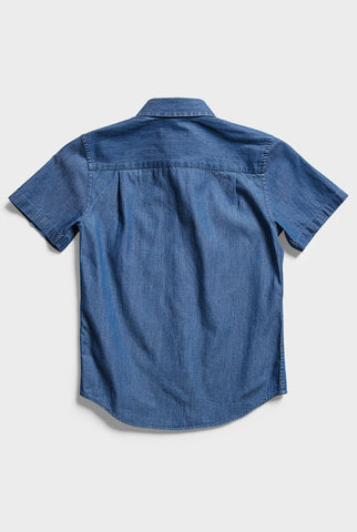 Boys Thomas S/S Shirt