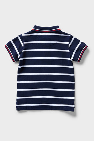 Rookie Stripe Polo