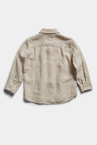 Rookie Hampton Linen Shirt