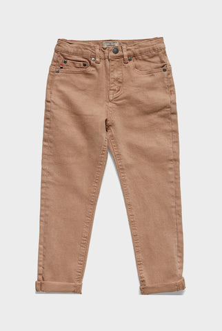 Kids Jack 5 Pocket Pant