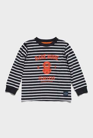 Kids Rookie Cruz L/S Tee