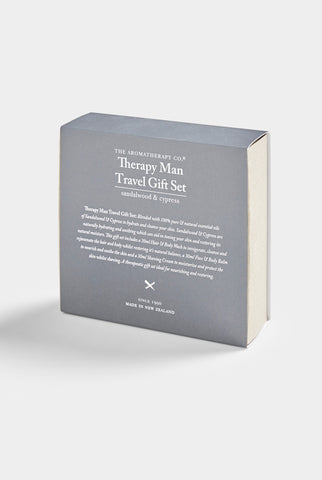 Man Travel Gift Set