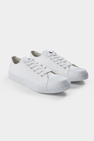Low Cut Canvas Shoe