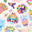 Ooly mer made to party scented stickers
