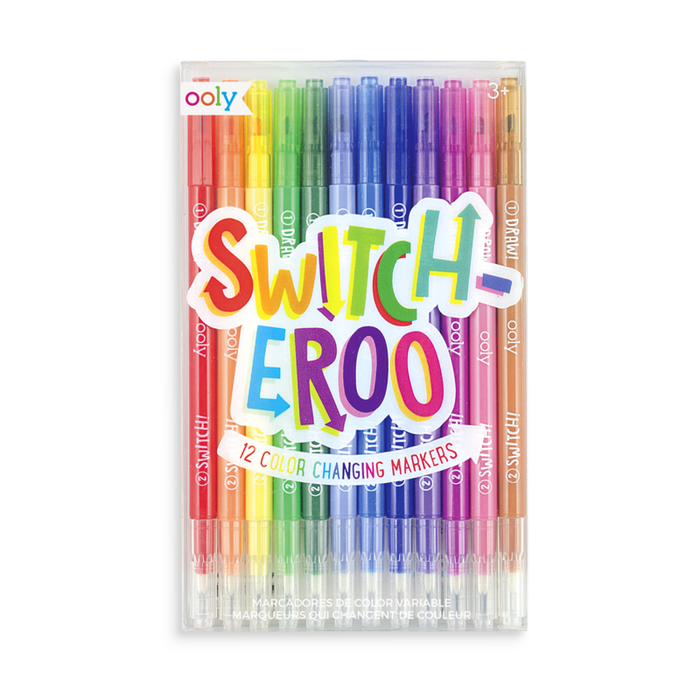 Ooly Switch-eroo markers