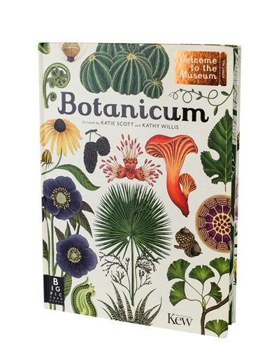 Botanicum (Welcome to the Museum Series)