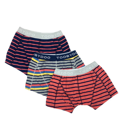 Toobydoo 3 Pack Underwear Tennis Club