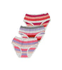 Toobydoo Girls Underwear 3pc (Lovely Stripes)