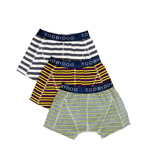 Toobydoo 3 Pack Underwear He's The Man