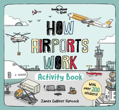 How Airports Work Activity Book