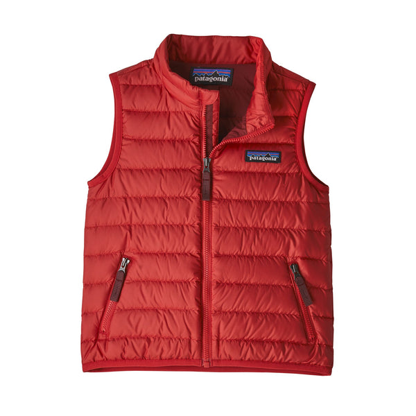 Baby Down Sweater Vest FRE