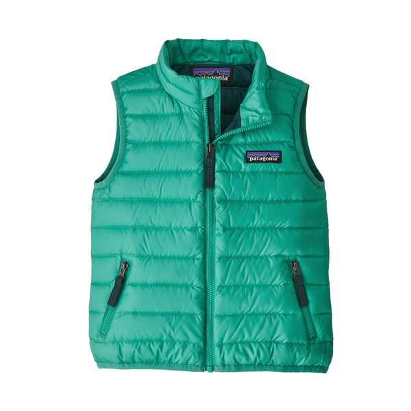 Patagonia Baby Down Sweater Vest PLGR