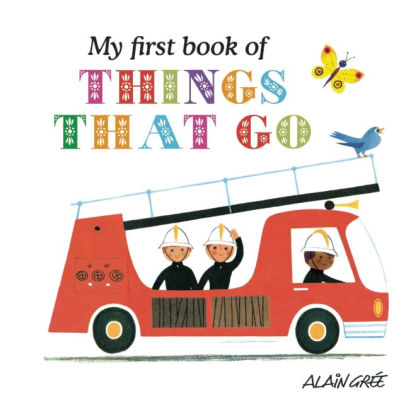 My First Book of Things That Go