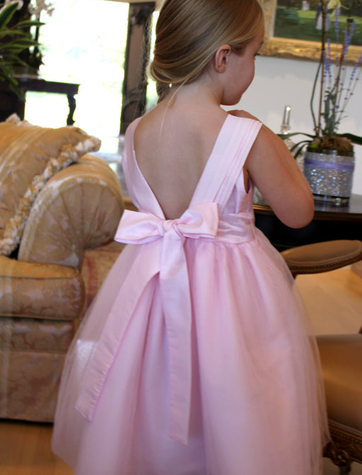 Venice Tulle Skirt Girls Special Occasion Dress