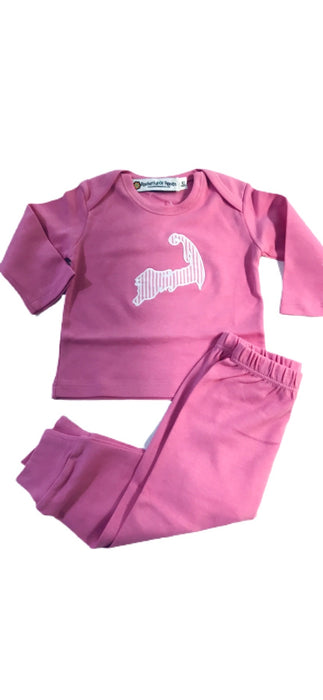 Cape Cod 2pc Set Pink