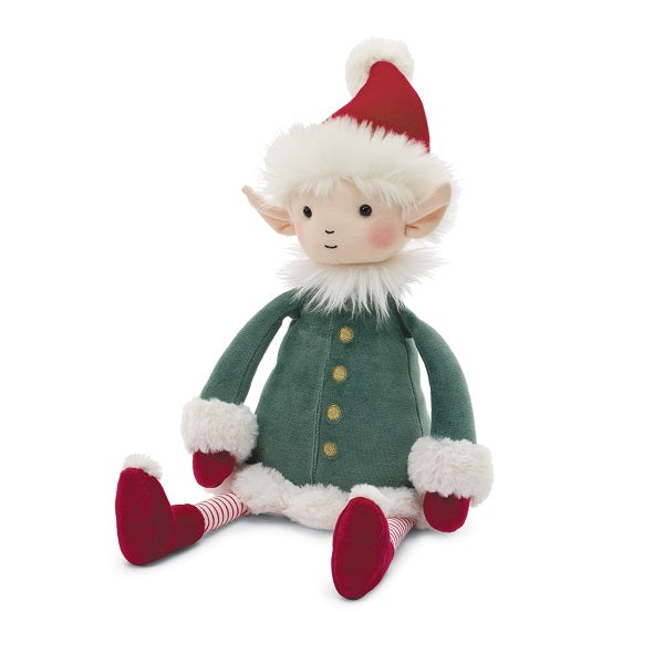 Jellycat Leffy Elf Small