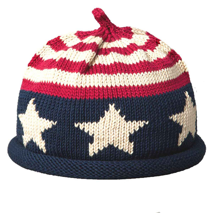 Good Old Design Knit Hat